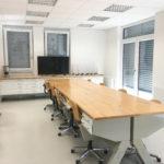 Neue Schulungsräume in Mainz