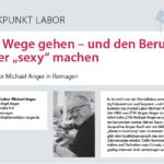 QUINTESSENZ ZAHNTECHNIK – Neue Wege gehen mit Michael Anger